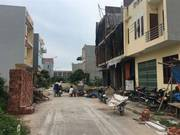 Bán 83.7 m2 đất sổ đỏ giãn dân Phúc Sơn gần cổng trường Đại Học Kinh Bắc.