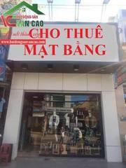 Cho thuê nhà mặt đường Lương Khánh Thiện để kinh doanh