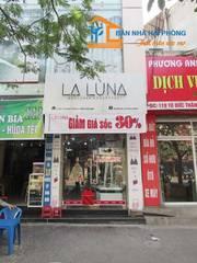 Sang nhượng cửa hàng đồ lót thiết kế LA LUNA số 117A Tôn Đức Thắng, Lê Chân, Hải Phòng.