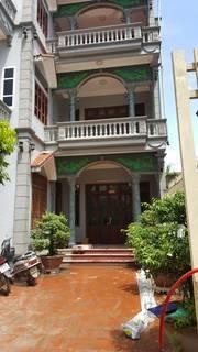 Chính chủ bán biệt thự ở Biên Giang -  Hà Đông dt 172m2 x 3 tàng, 9 phòng
