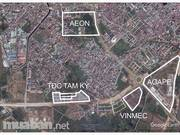 Bán đất khu tái định mới - TĐC Đập Tam Kỳ, Lê Chân, Hải Phòng.