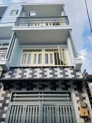 Nhà bán đường Hương Lộ 2 gần trường học Nguyễn Hữu Cảnh- Bình Tân