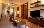 Cần cho thuê căn hộ Orient , mặt tiền Bến Văn Đồn Quận 4. DT : 75m2 , 2pn , 2wc