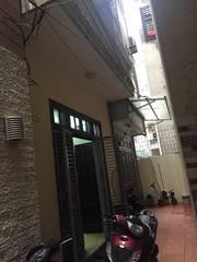 Bán nhà khu phố Bạch Mai