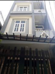 Bán nhà hẻm 98 ĐS17 Q7, 4.2 x 21m, 2 Lầu, 5 PN, 4 WC