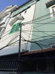 Bán nhà hẻm 279 Lâm Văn Bền, DT 150m2, 2 Lầu, 3 PN, 3 WC