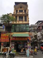 Bán nhà mặt đường phố Trương Định,phố Hoàng Mai
