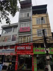 Bán nhà mặt phố Trương Định