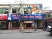 Sang nhượng quán ăn Hiếu Béo số 15 Hoàng Văn Thụ, Hồng Bàng, Hải Phòng