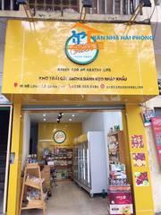 Sang nhượng cửa hàng hoa quả và bánh kẹo nhập khẩu Ever Green số 19 Mê Linh, Lê Chân, Hải Phòng