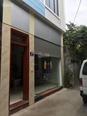 Cần bán nhà mới xây xong ở ngõ 12 Canh Nông II, phường Quang Trung, trung tâm TPHD