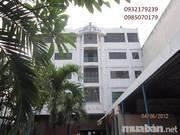 Bán khách sạn mặt tiền đường số thuộc Dương quãng hàm, 12x22m, p 6, gò vấp