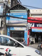 Cho thuê mặt tiền chợ Trường Chinh, Tân Bình, 3x33m, 30tr
