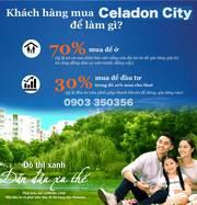 Cần bán gấp căn hộ 3PN view đẹp dự án Emerald khu đô thị CELADON CITY