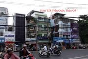 Bán nhà chính chủ ở trung tâm quận 3 - 4 tầng - đầy đủ nội thất