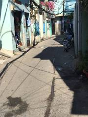 Bán nhà hẻm 4m 391 Huỳnh Tấn Phát Q7, 4 x 14m, 2 Lầu, 1 Lửng, 4 PN, 4 WC