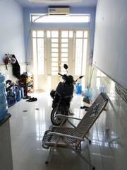 Nhà hẻm Cao Lỗ 1 trệt 1 lầu 2 phòng ngủ, Khu đồng diều , BV Quận 8