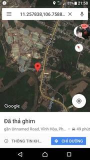 Cần bán lô đất gần KCN Tân Bình mặt tiền quốc lộ 14 diện tích 5x25