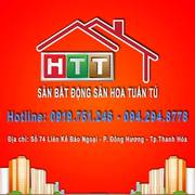 Mở bán đất nền phân lô phố Hàng Than, trung tâm TP Thanh Hóa.