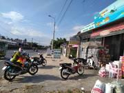 Nhà đất mặt tiền quốc lộ 1A, Suối Tân, Cam Lâm DT 15x41m