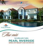 Cơ hội sở hữu đất  biệt thự nghỉ dưỡng ven sông