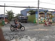 Miếng đất 4x13m giá 260tr đường Nữ Dân Công,Vĩnh Lộc A,Bình Chánh