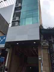 Nhà MT nằm vị trí đắt địa gần góc ngã tư đường Hồng Bàng cho thuê giá rẻ Quận 5.  DT 3.6x16m