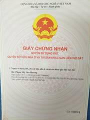 Bán mảnh đất ở Bắc Từ Liêm, Hà Nội