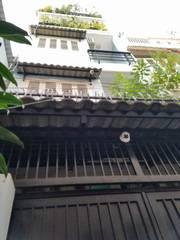 Bán nhà đẹp đúc 3 lầu sổ hồng riêng 4x11 đường Lý Thường Kiệt,P7,Q Gò Vấp