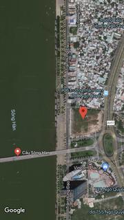 120 triệu/1m cho mảnh đất 4mt Cầu Sông Hàn