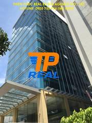 Cho thuê văn phòng đẹp tòa nhà Tan Da Court, Tản Đà, Q5, 90m2, 46.4 triệu/th bao thuế phí.