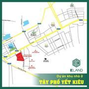 Mở bán dự án đất nền TÂY PHỐ YẾT KIÊU - P. Trần Hưng Đạo - Tp Phủ Lý