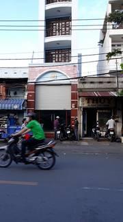 Cần cho thuê mặt tiền đường Bình Tiên Quận 6