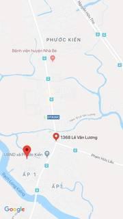 Cần bán nhà phố Đường Lê Văn Lương gần bệnh viện phước kiểng nhà bè