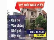 Bán nhà mặt phố Lương thế vinh kinh doanh thương mại tốt giá rẻ 3 tỷ