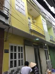Bán nhà đường số 3, phường 9, Gò Vấp