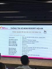 Nhận đặt chỗ dự án Resort MGM Hội An , 100 triệu 1 chỗ