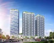Mua nhà giá rẻ-Intracom Riverside tại Chân cầu Nhật Tân căn 2 PN chỉ từ 1 tỷ đồng, hỗ trợ 70 GTCH