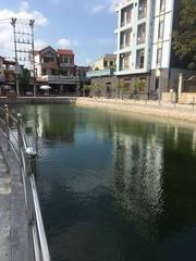 Bán lô đất quay mặt hồ Bình Lộc - Phường Tân Bình - TPHD