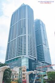 Căn hộ đẳng cấp tại chung cư Discovery Complex 302 Cầu Giấy chỉ 33tr/m2, giao nhà ở ngay