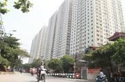Bán nhanh căn hộ 60m2,2PN,2WC,CT10 Đại Thanh,840 triệu