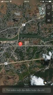 Cần bán đất mặt tiền 23/10 CHỈ 20 TRD/M2 nằm trên trục đường chính của Nha Trang