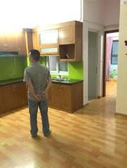Giảm giá siêu mạnh, căn hộ 53.5m2 tầng trung CT12C kim văn kim lũ giá 1 tỷ