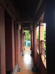 Bán căn nhà cổ đẹp 3 gian 40mi gỗ lim xịn giá 590tr