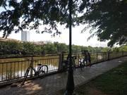 Bán căn biệt thự góc View sông trong KDC Cityland Riverside, DT: 372m2 giá chỉ 27 tỷ 250tr