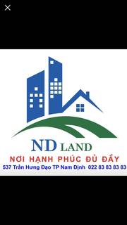 Cần bán nhà 2 tầng mặt đường Nguyễn Du - Nam Định