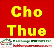 Cho thuê nhà full đồ gần bến Niệm