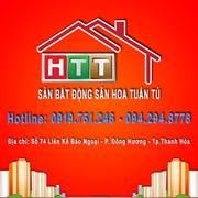 Bán đất MB 530 sau chung cư Hud 4 p. Đông Vệ - Tp. Thanh Hoá. Lh 0914 104 866 - 0947 15 8338