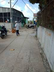 Bán lô đất mặt tiền hẻm Trường Sơn 590 Nguyễn Văn Tạo, Long Thới, Nhà Bè