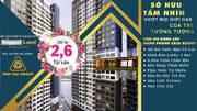 Cơ hội đầu tư vàng cho 1 siêu phẩm tại Nam Sài Gòn - Cđt: Keppel Land, mang phong cách Resort